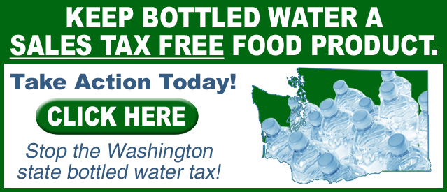 Washington Tax Bottled Wa